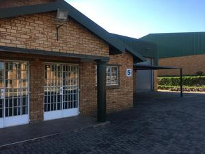 Industrial Property to rent in Krugersdorp Greengate Business Park, Ref: 180797