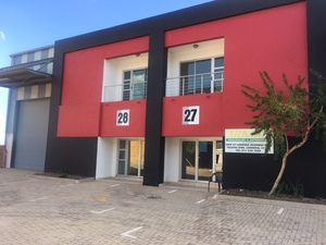 Industrial Property to rent in Lanseria Lanseria Business Park - Compact and Mini Units, Ref: 169204