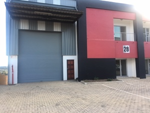 Industrial Property to rent in Lanseria Lanseria Business Park - Compact and Mini Units, Ref: 173264