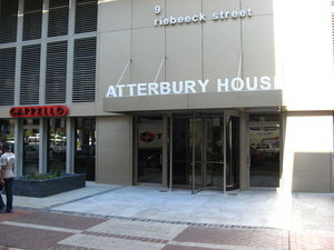 Commercial Property to rent in Cape Town CBD Atterbury House, Ref: 173981