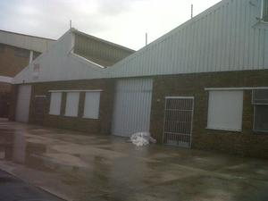 Industrial Property to rent in Athlone Capruis Building, Ref: 163041