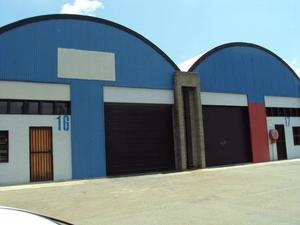 Industrial Property to rent in Barbeque Downs Kyalami Heights (View), Ref: 179689
