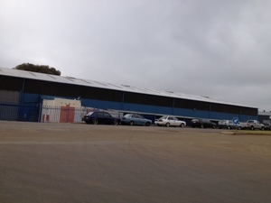 Industrial Property to rent in Jet Park Romatile, Ref: 168460