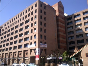 Office to rent in Pretoria CBD Shorburg, Ref: 158588