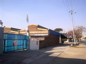 Industrial Property to rent in Pretoria West Carlzeil (7) - 418 Charlotte Maxeke (Mitchell), Ref: 170332