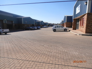Industrial Property to rent in Silverton Sildale Park, Ref: 181294