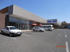 Retail Property to rent in Gezina Trekfred, Ref: 164202