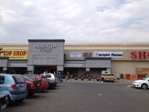 Retail Property to rent in Alberton Alberton Mall, Ref: 184817