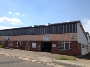 Industrial Property to rent in Sebenza Lensu Investments, Ref: 161872