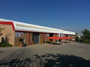 Industrial Property to rent in Kyalami 20 Indianapolis Street, Ref: 167586