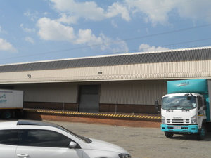 Industrial Property to rent in Wilbart Low Cost Marketing, Ref: 169904