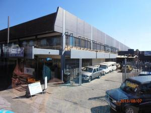 Commercial Property to rent in Pretoria West Lutbridge (2), Ref: 185325