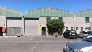 Commercial Property to rent in Blackheath Industria Hi Park, Ref: 172049