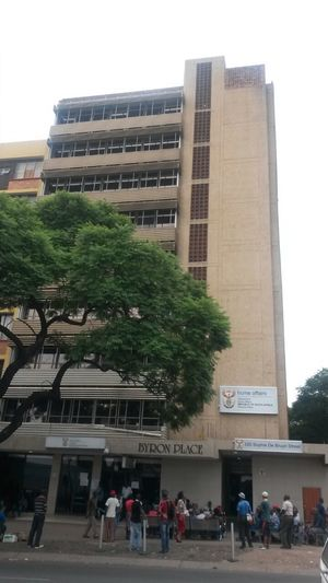 Office to rent in Pretoria CBD Byron Place, Ref: 183151