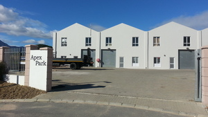 Industrial Property to rent in Somerset West Apex Park, Ref: 167081