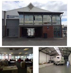 Industrial Property to rent in Airport Industria Central Park - Airport Industria, Ref: 165421