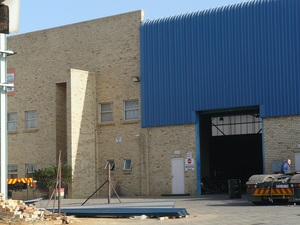 Commercial Property to rent in Germiston SAS Business Park, Ref: 179794