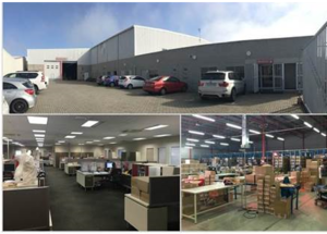Industrial Property to rent in Montague Gardens 11 Warbler Close, Ref: 177088