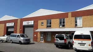 Industrial Property to rent in Maitland Santos Park - Maitland, Ref: 171025