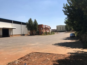 Industrial Property to rent in Hughes Exts Jet Park Speculative, Ref: 161062