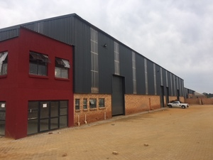 Industrial Property to rent in Stormill Ext 5 Warehouses- Stormill Ext.5 - Roodepoort, Ref: 185341