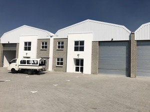 Industrial Property to rent in Macassar Firgrove Industrial Estate, Ref: 169761