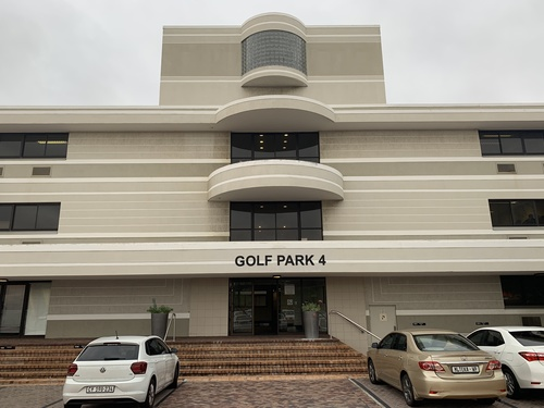 Golf Park Office to let in Mowbray