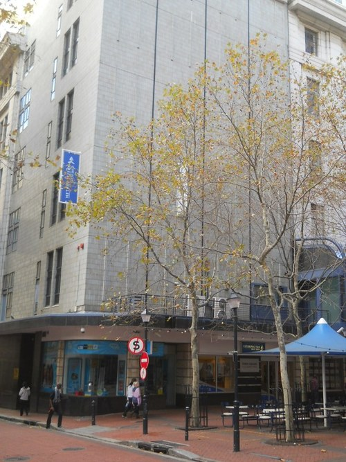 Town Square - Cape Town CBD 2 531m² Office to Rent