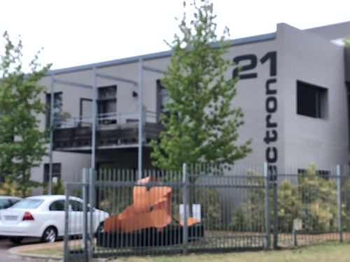 21 Elektron - Techno Park Office to let in Techno Park