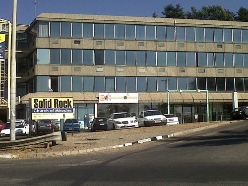Northcliff Atrium Commercial Office Space to let in Northcliff