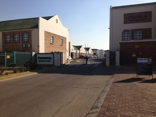 Prospur Park Warehouse to let in Boksburg