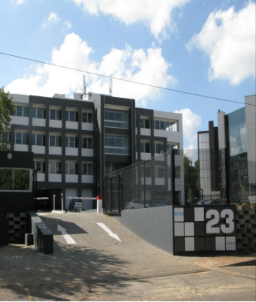 23 Wellington Road 356m² Office to Rent