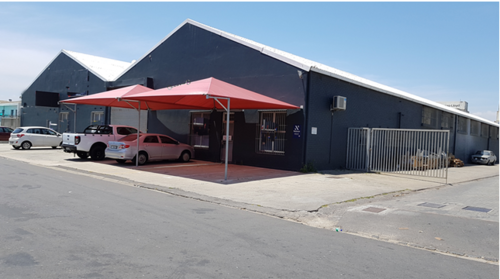48 Auckland Street Industrial Warehouse to let in Paarden Eiland