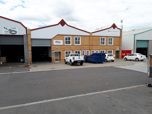 25 Palmiet Road Industrial Warehouse to let in Stikland
