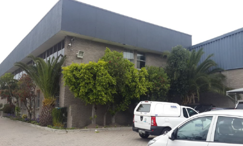 Optima Industrial Warehouse to let in Paarden Eiland