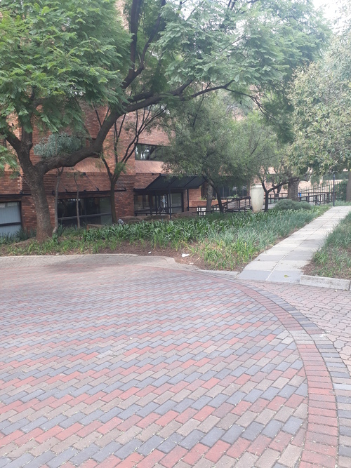 BP Parktown Office to let in Parktown