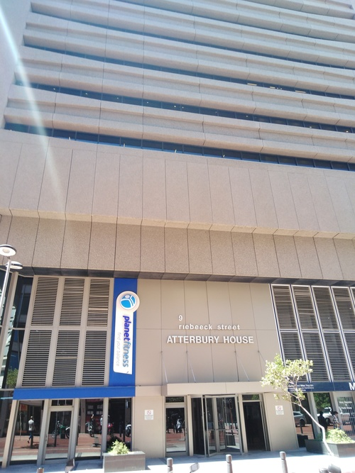 Atterbury House Office to let in Cape Town CBD