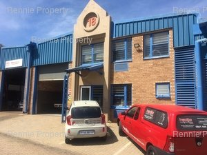 Warehouse to rent in Northriding 5 Star Business Park  -  Phase 1, Ref: 201089