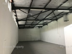 Warehouse to rent in Stellenbosch Bridge Street - Plankenberg Stellenbosch, Ref: 207197