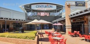 Retail Shops to rent in Central Centurion Centurion Lifestyle Centre, Ref: 196462