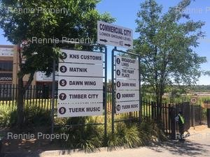 Warehouse to rent in Strijdompark Commercial City, Ref: 202291