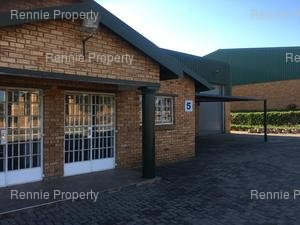 Warehouse to rent in Krugersdorp Greengate Business Park, Ref: 207168