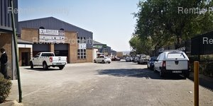 Warehouse to rent in Halfway House Le Roux Avenue, Ref: 221610