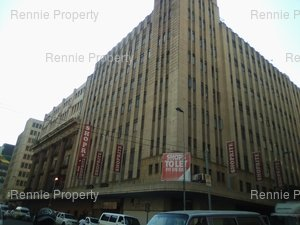 Office to rent in Johannesburg CBD Shoprite Eloff Street, Ref: 167279