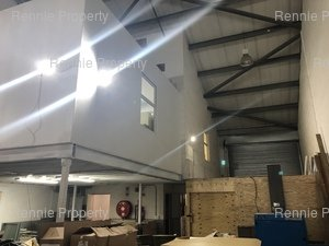 Warehouse to rent in Somerset West Tailormade Park, Ref: 207570