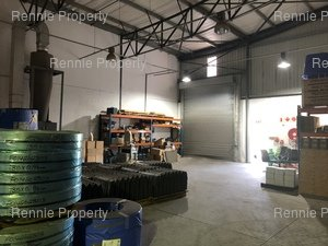 Warehouse to rent in Somerset West The Grove Business Park, Ref: 204101