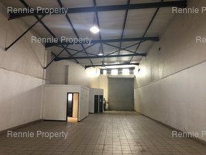Warehouse to rent in Stellenbosch Bridge Street - Plankenberg Stellenbosch, Ref: 207195