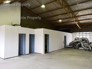 Warehouse to rent in Halfway House Gallagher  Place, Ref: 202146