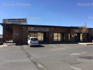 Retail Shops to rent in Krugersdorp Rangeview Shopping Centre, Ref: 205065