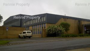 Warehouse to rent in Isando Waterpas Street, Ref: 197142